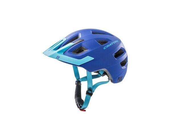 Cratoni-MAXSTER Pro-colore  blu Matt-Taglia  S-M (51 - - - 56 cm) fe5b8d