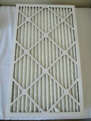 Nordic Pure 14x36x1 Exact MERV 13 Pleated AC Furnace Air Filters 1 Pack