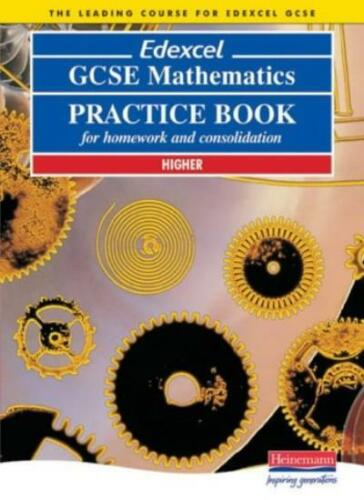 1 of 1 - BOOK-Edexcel GCSE Mathematics Practice Book: Higher: For Homework and