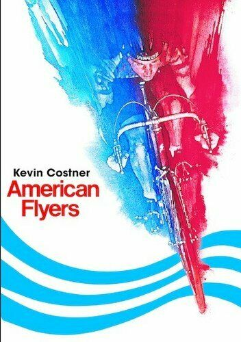 American Flyers (1985 Kevin Costner) DVD NEW
