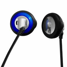 HIFIMAN ES100 High Quality Vintage Style Earbuds/Earphone-Blue AUTHORIZED DEALER
