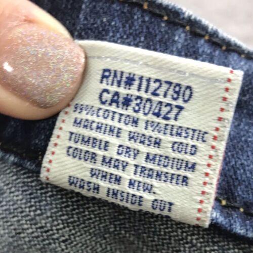 Religion scuro Sz Slim Johnny gamba 28 blu dritta Jeans True Womens Rwq7pRd