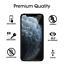 IPhone-XS-X-Protecteur-d-039-ecran-amfilm-verre-trempe-pour-iPhone-10S-10-3-Pack miniature 5