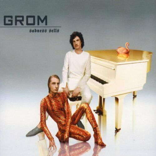 Grom-Sadness Sells (US IMPORT) CD NEW