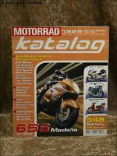 Motorrad Katalog Nr. 30 1999