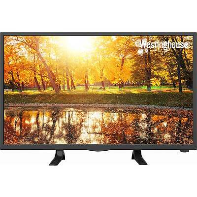 """Westinghouse WD32HU7650 32"""" LCD 720p HD Ready Freeview TV Black New"""
