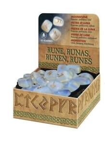 Moonstone-Runes-Kit-with-Book-Bag-and-25-Futhark-Runes