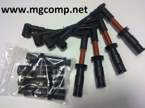 anche rossi cavi candele soppressori bobine x  Alfa 147 twin spark ts disp