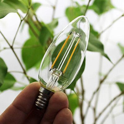 Item 48158 10 B10 Clear LED Filament Bulb 2700K 4W