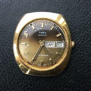 0e1a73d0bd9d Caricamento dell immagine in corso Timex-automatic-38-mm-vintage-watch-reloj -no-