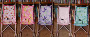 Doll-Pram-Stroller-Replacement-Cloth-Seat-Sling