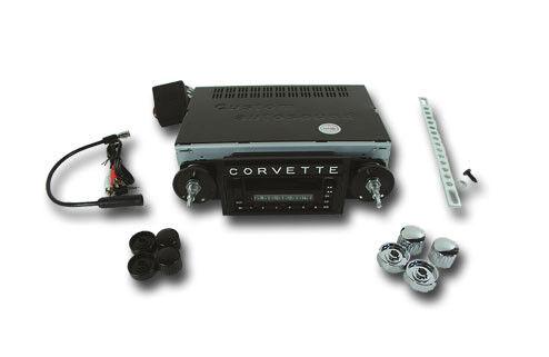 C3 Corvette 1968-1976 Stereo 200-Watt AM//FM