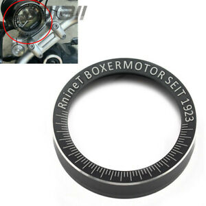 Screen-Trim-Instrument-Ring-Cover-Sun-Visor-For-BMW-R-NineT-Scrambler-Prue-2017