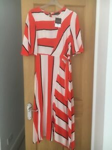 Details about top shop dress bnwt size 10 sold out