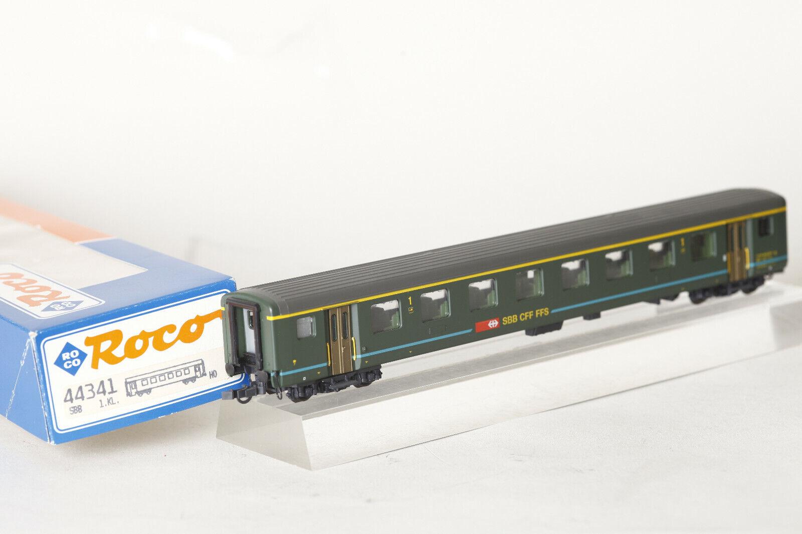Roco H0 44341 Einheitswagen grün SBB CFF FFS A 50 85 18-33 570-0 Schweiz (79583)