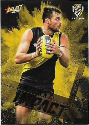2019 Select Footy Stars Instant Impact II82 Toby NANKERVIS Richmond