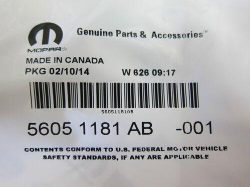 2004-2010 Dodge Ram 2500 3500 Diesel Engine Block Heater Cord Mopar OEM