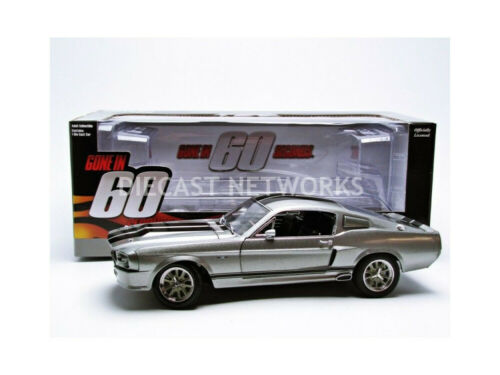 ELEANOR FORD MUSTANG SHELBY GT 500 CUSTOM GREENLIGHT COLLECTIBLES 1//18