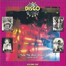 The Disco Years, Vol. 1: Turn the Beat Around by Various Artists (CD, Jun-1990, Rhino (Label))