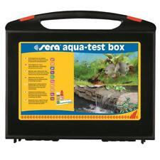sera aqua-test box, Testkoffer, Testset, Wassertest, Test Süßwasser - 04002