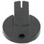 DF7A5410 Temperature /& Blower Switch Control Knob 6675177 Fits Bobcat 763 773