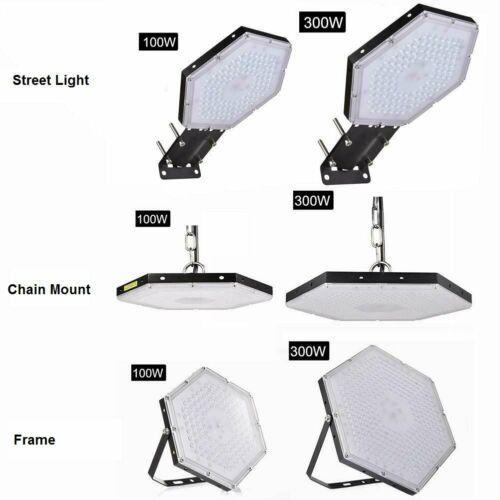 LED High Bay Light UFO 100W Industrial Warehouse Factory Workshop Shop Lighting