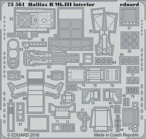 Eduard-1-72-Handley-Page-Halifax-B-Mk-III-Interior-73561