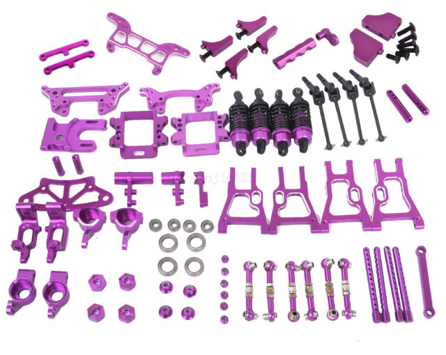 102037 HSP Body Post Purple For RC 1//10 On Road Drift Car 02010 Upgrade Parts
