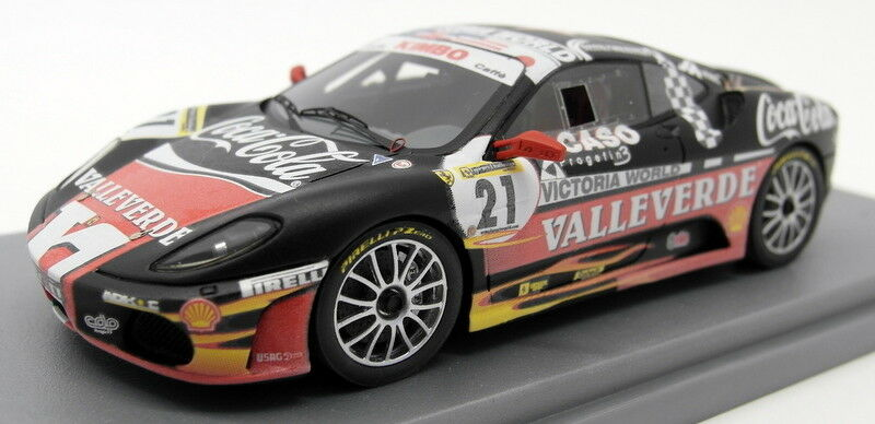 BBR Models 1 43 Scale Resin - GAS10056 Ferrari 430 Challenge 200635;21