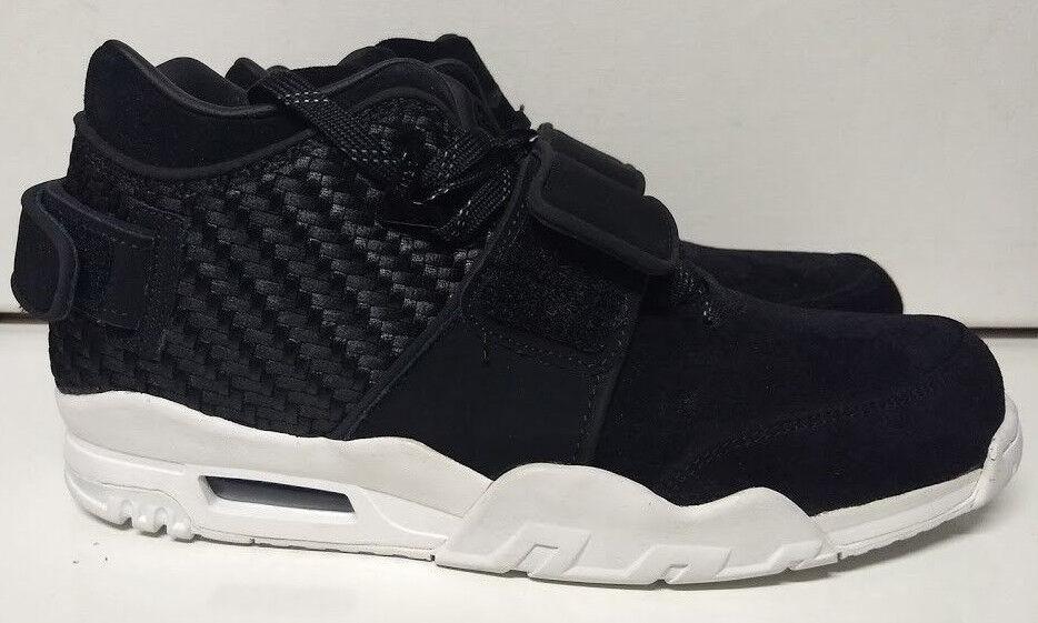 Nike Air Trainer Victor White Cruz Size 11.5 Black White Victor Mens Shoe Sneaker 777535-004 1f9a1d