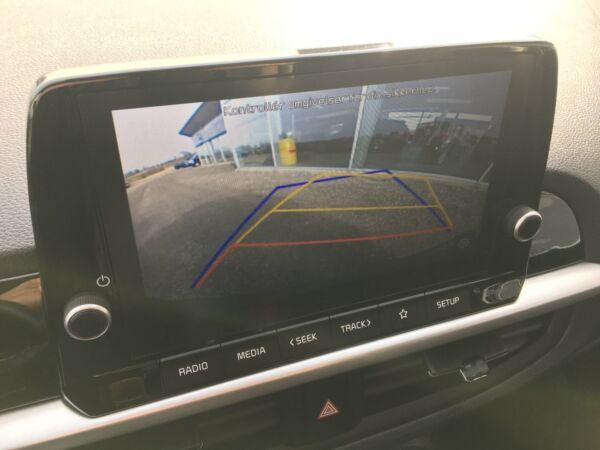 Kia Picanto 1,0 Upgrade AMT billede 12
