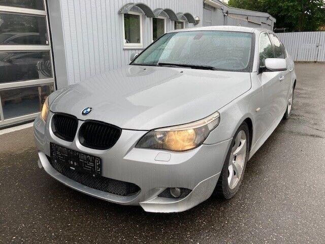 BMW 520i, 2,2, Benzin