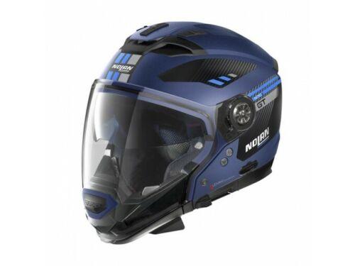 Helmet Full-Face Crossover Nolan N70.2 GT Bellavista 27 Flat Imperator Blue