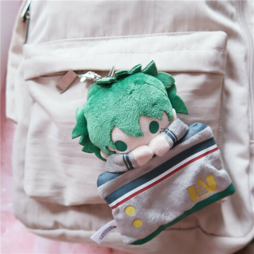 My Hero Academia Midoriya Izuku Backpack Daypack Bag Pendant