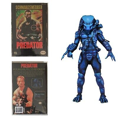 "NEUF 7/"" JUNGLE HUNTER Figure NECA PREDATOR NES Edition"