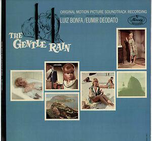 Luiz Bonfa Eumir Deodato The Gentle Rain Original Motion Picture Soundtrack Recording