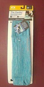 Nathan-The-Zipster-Running-Storage-Waist-Belt-Large-Heathered-Blue