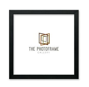 Square Size Picture Frames Poster Frame Modern Photo Frame Wood Effect ALL SIZES
