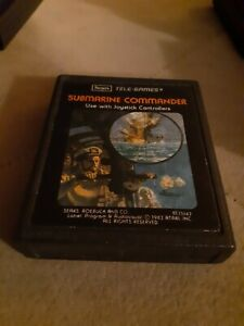 Submarine Commander by SEARS TELE-GAMES for Atari 2600