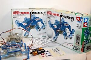 Tamiya-Remote-Control-Mechanical-2-Channel-Insect-Hobby-Partial-Whole-Kit