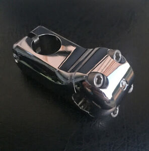 Made in USA CNC Aluminum VG BMX Racing Stem Threadless Mid School RED