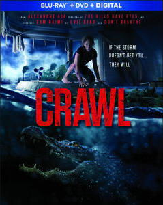 Crawl-2-DISC-SET-REGION-A-Blu-ray-New