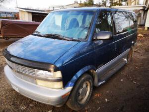 Good reliable clean 1997 astro van