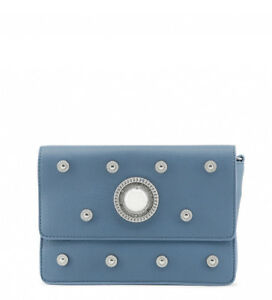 d7dfc15d19 Versace Jeans E1vqbbr6 75429 Blue Crossbody Bags