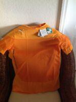 Ivory Coast Training Puma Soccer/futbol Jersey With Tags Size L Men
