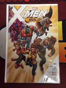 X-Men-Gold-1-1st-Print-NM-Adrian-Syaf-Controversial-Art-Sold-Out-HTF