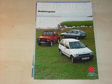44369) Suzuki SJ 413 Alto Swift Prospekt 198?
