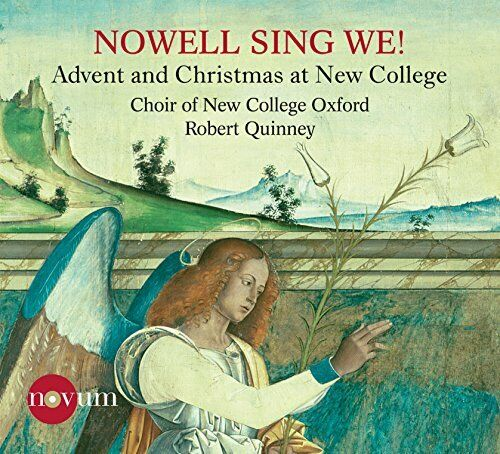 Choir of New College Oxford - Nowell Sing We [Choir of New College [CD]