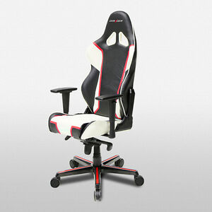 Image Is Loading Dxracer Office Chair Oh Rh110 Nwr Gaming