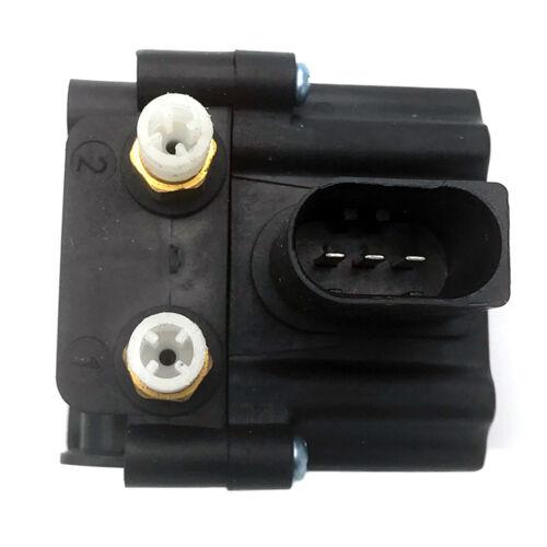 For BMW 4722555610 37206789450 37236769082 Air Suspension Solenoid Valve Block